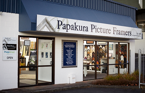 Papakura Picture Framers, Picture Framers Auckland, Picture Framers ...